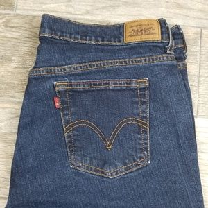 Levi's 515 Boot cut denim jean
